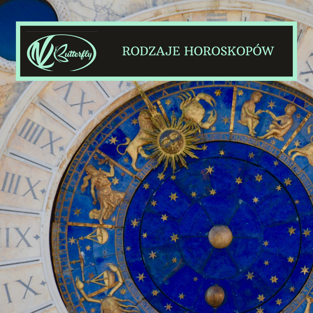 Rodzaje horoskopów