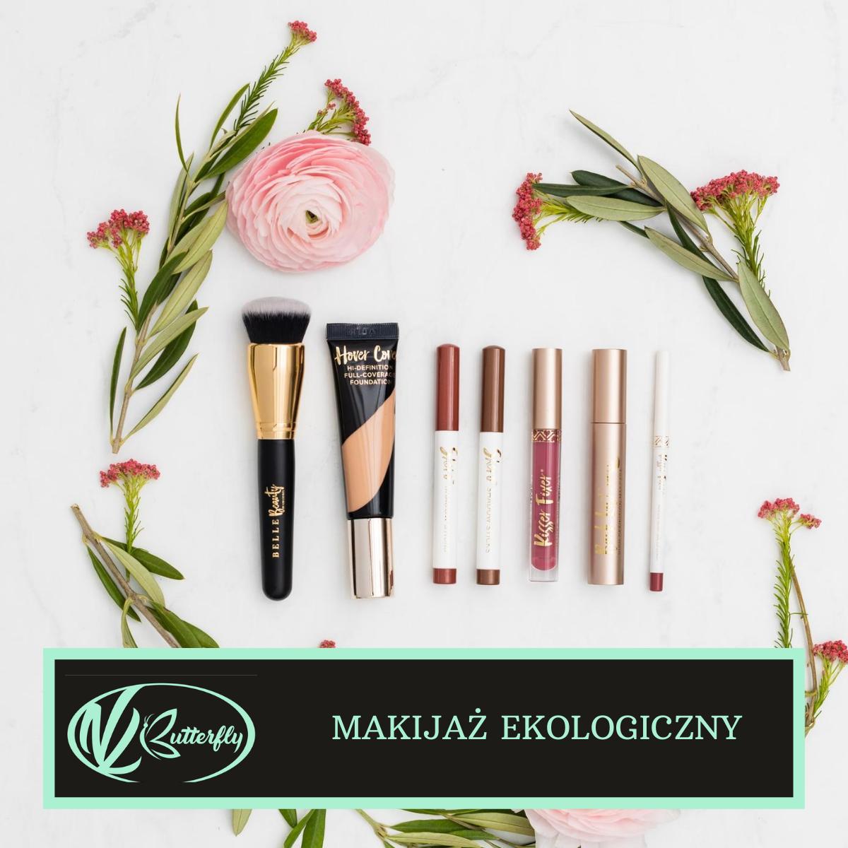Makijaż ekologiczny